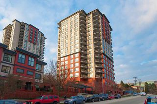 Main Photo: 906 813 AGNES Street in New Westminster: Downtown NW Condo for sale : MLS®# R2382886
