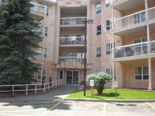 Photo 1: 405 17519 98A Avenue NW in Edmonton: Zone 20 Condo for sale : MLS®# E4163045