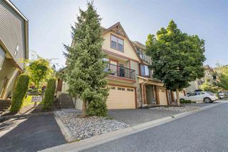 """Main Photo: 5 46840 RUSSELL Road in Sardis: Promontory Townhouse for sale in """"Timber Ridge"""" : MLS®# R2384282"""