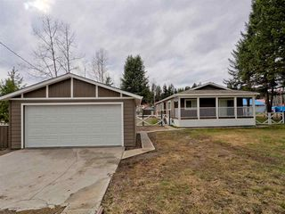 Main Photo: 4536 BAKKEN Road: Forest Grove Manufactured Home for sale (100 Mile House (Zone 10))  : MLS®# R2452615