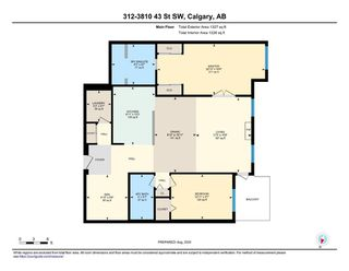 Photo 18: 312 3810 43 Street SW in Calgary: Glenbrook Apartment for sale : MLS®# A1020808