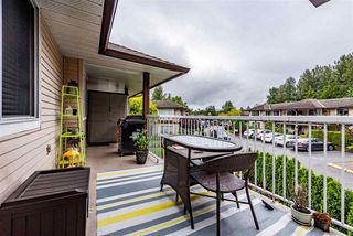 "Photo 26: 207 1750 MCKENZIE Road in Abbotsford: Poplar Townhouse for sale in ""ALDERGLEN"" : MLS®# R2489259"