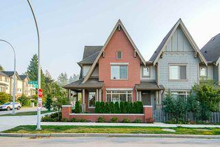 """Main Photo: 2439 165 Street in Surrey: Morgan Creek Condo for sale in """"Hycroft 2"""" (South Surrey White Rock)  : MLS®# R2498782"""