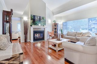 "Photo 3: 57 101 PARKSIDE Drive in Port Moody: Heritage Mountain Townhouse for sale in ""TREE TOPS"" : MLS®# R2524074"