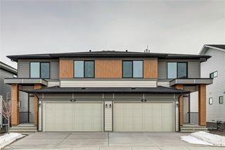 Main Photo: 85 HARVEST GROVE Common NE in Calgary: Harvest Hills Semi Detached for sale : MLS®# A1055193