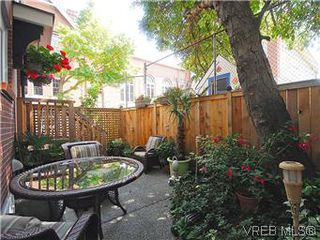 Photo 20: 19 675 Superior St in VICTORIA: Vi James Bay Row/Townhouse for sale (Victoria)  : MLS®# 581511