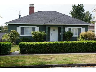 Photo 1: 7751 FRENCH Street in Vancouver: Marpole House for sale (Vancouver West)  : MLS®# V911140
