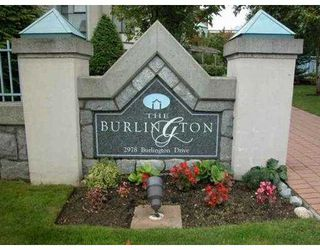 "Photo 1: 304 2978 BURLINGTON DR in Coquitlam: North Coquitlam Condo for sale in ""BURLINGTON"" : MLS®# V591374"