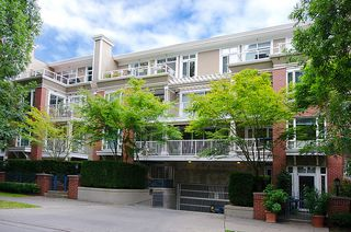"""Main Photo: # 116 2628 YEW ST in Vancouver: Kitsilano Condo for sale in """"CONNAUGHT PLACE"""" (Vancouver West)  : MLS®# V1043768"""