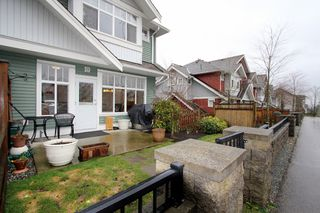"""Photo 25: 18 6785 193RD Street in Surrey: Clayton Townhouse for sale in """"MADRONA"""" (Cloverdale)  : MLS®# F1405903"""
