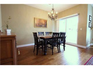 """Photo 3: 18 6785 193RD Street in Surrey: Clayton Townhouse for sale in """"MADRONA"""" (Cloverdale)  : MLS®# F1405903"""