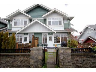 """Photo 21: 18 6785 193RD Street in Surrey: Clayton Townhouse for sale in """"MADRONA"""" (Cloverdale)  : MLS®# F1405903"""