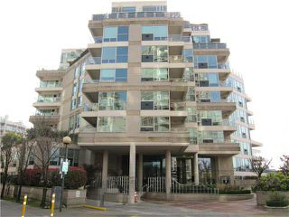 "Photo 1: 401 1600 HORNBY Street in Vancouver: Yaletown Condo for sale in ""YACHT HARBOUR POINTE"" (Vancouver West)  : MLS®# V1109177"