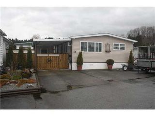Photo 1: 54 201 CAYER Street in Coquitlam: Maillardville Home for sale ()  : MLS®# V876544