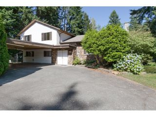 "Photo 1: 2334 170TH Street in Surrey: Pacific Douglas House for sale in ""Grandview"" (South Surrey White Rock)  : MLS®# F1443778"