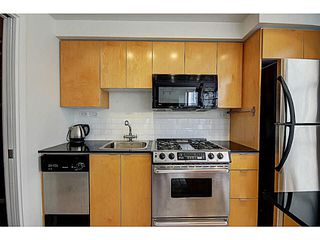 """Photo 7: 1801 989 BEATTY Street in Vancouver: Yaletown Condo for sale in """"THE NOVA"""" (Vancouver West)  : MLS®# V1141722"""