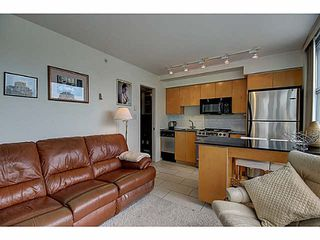 """Photo 4: 1801 989 BEATTY Street in Vancouver: Yaletown Condo for sale in """"THE NOVA"""" (Vancouver West)  : MLS®# V1141722"""
