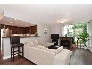 "Photo 4: 202 125 MILROSS Avenue in Vancouver: Mount Pleasant VE Condo for sale in ""CREEKSIDE"" (Vancouver East)  : MLS®# V1142300"