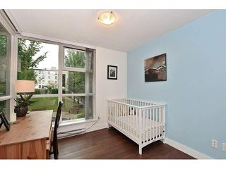 """Photo 11: 202 125 MILROSS Avenue in Vancouver: Mount Pleasant VE Condo for sale in """"CREEKSIDE"""" (Vancouver East)  : MLS®# V1142300"""