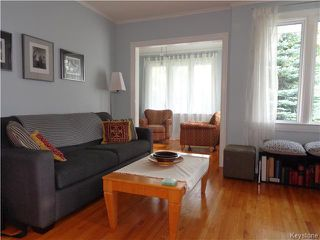 Photo 4: 225 Renfrew Street in WINNIPEG: River Heights / Tuxedo / Linden Woods Residential for sale (South Winnipeg)  : MLS®# 1526469