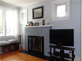 Photo 6: 225 Renfrew Street in WINNIPEG: River Heights / Tuxedo / Linden Woods Residential for sale (South Winnipeg)  : MLS®# 1526469