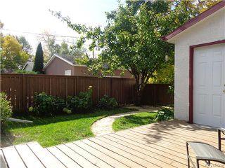 Photo 20: 225 Renfrew Street in WINNIPEG: River Heights / Tuxedo / Linden Woods Residential for sale (South Winnipeg)  : MLS®# 1526469