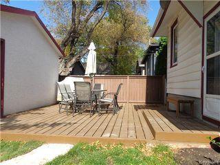 Photo 19: 225 Renfrew Street in WINNIPEG: River Heights / Tuxedo / Linden Woods Residential for sale (South Winnipeg)  : MLS®# 1526469