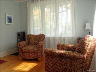 Photo 3: 225 Renfrew Street in WINNIPEG: River Heights / Tuxedo / Linden Woods Residential for sale (South Winnipeg)  : MLS®# 1526469