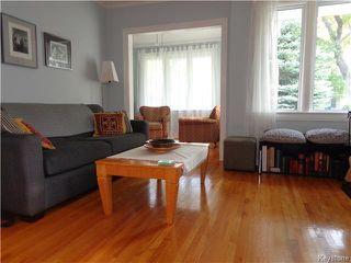Photo 5: 225 Renfrew Street in WINNIPEG: River Heights / Tuxedo / Linden Woods Residential for sale (South Winnipeg)  : MLS®# 1526469
