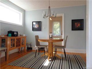 Photo 7: 225 Renfrew Street in WINNIPEG: River Heights / Tuxedo / Linden Woods Residential for sale (South Winnipeg)  : MLS®# 1526469