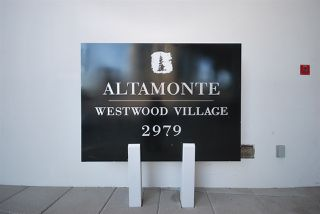 "Photo 2: 908 2979 GLEN Drive in Coquitlam: North Coquitlam Condo for sale in ""ALTAMONTE"" : MLS®# R2015467"