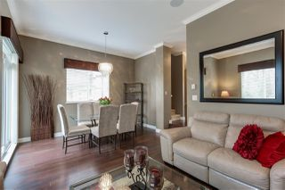"Photo 3: 27 1125 KENSAL Place in Coquitlam: New Horizons Townhouse for sale in ""KENSAL WALK"" : MLS®# R2035767"