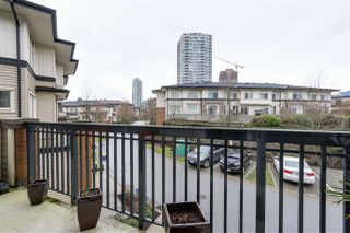 "Photo 13: 27 1125 KENSAL Place in Coquitlam: New Horizons Townhouse for sale in ""KENSAL WALK"" : MLS®# R2035767"