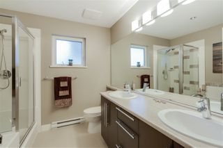 "Photo 16: 27 1125 KENSAL Place in Coquitlam: New Horizons Townhouse for sale in ""KENSAL WALK"" : MLS®# R2035767"