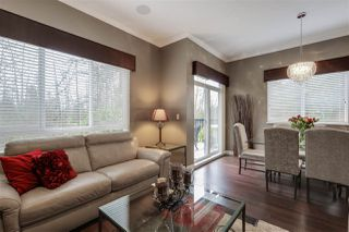"Photo 2: 27 1125 KENSAL Place in Coquitlam: New Horizons Townhouse for sale in ""KENSAL WALK"" : MLS®# R2035767"