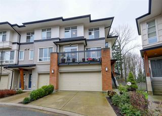 "Photo 1: 27 1125 KENSAL Place in Coquitlam: New Horizons Townhouse for sale in ""KENSAL WALK"" : MLS®# R2035767"
