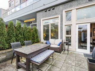 "Photo 19: 106 3688 INVERNESS Street in Vancouver: Knight Condo for sale in ""Charm"" (Vancouver East)  : MLS®# R2045908"