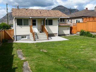 Photo 14: 1053 COLUMBIA STREET in : South Kamloops House for sale (Kamloops)  : MLS®# 134342