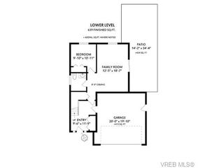 Photo 19: 2737 Cornerstone Terr in VICTORIA: La Mill Hill Single Family Detached for sale (Langford)  : MLS®# 730247