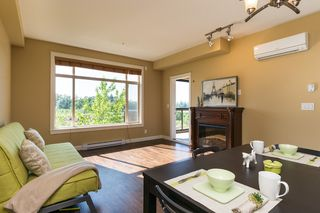 "Photo 10: 203 8258 207A Street in Langley: Willoughby Heights Condo for sale in ""YORKSON CREEK"" : MLS®# R2065419"