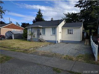 Photo 1: 1151 Colville Rd in VICTORIA: Es Rockheights House for sale (Esquimalt)  : MLS®# 737640