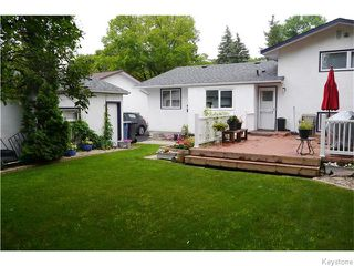 Photo 16: 14 Macalester Bay in Winnipeg: Fort Richmond Residential for sale (1K)  : MLS®# 1625516