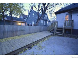Photo 19: 47 Luxton Avenue in Winnipeg: Scotia Heights Residential for sale (4D)  : MLS®# 1628008