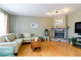 Photo 9: 38 WOODSTONE Drive in East St Paul: Pritchard Farm Residential for sale (3P)  : MLS®# 1629846