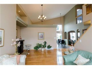 Photo 4: 38 WOODSTONE Drive in East St Paul: Pritchard Farm Residential for sale (3P)  : MLS®# 1629846