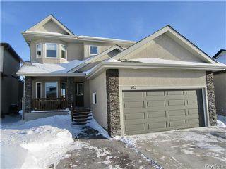 Main Photo: 122 Purple Sage Crescent in Winnipeg: Sage Creek Residential for sale (2K)  : MLS®# 1700687