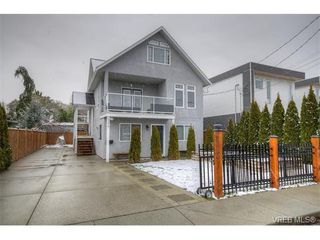 Photo 1: 934 Green Street in VICTORIA: Vi Central Park Single Family Detached for sale (Victoria)  : MLS®# 373929