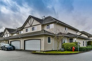 "Photo 1: 83 758 RIVERSIDE Drive in Port Coquitlam: Riverwood Townhouse for sale in ""RIVERLANE ESTATES"" : MLS®# R2139296"