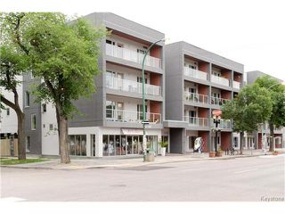 Photo 1: 155 Sherbrook Street in Winnipeg: West Broadway Condominium for sale (5A)  : MLS®# 1706190