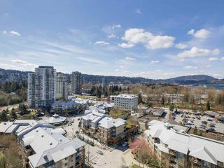 "Photo 1: 1503 290 NEWPORT Drive in Port Moody: North Shore Pt Moody Condo for sale in ""THE SENTINEL"" : MLS®# R2152751"